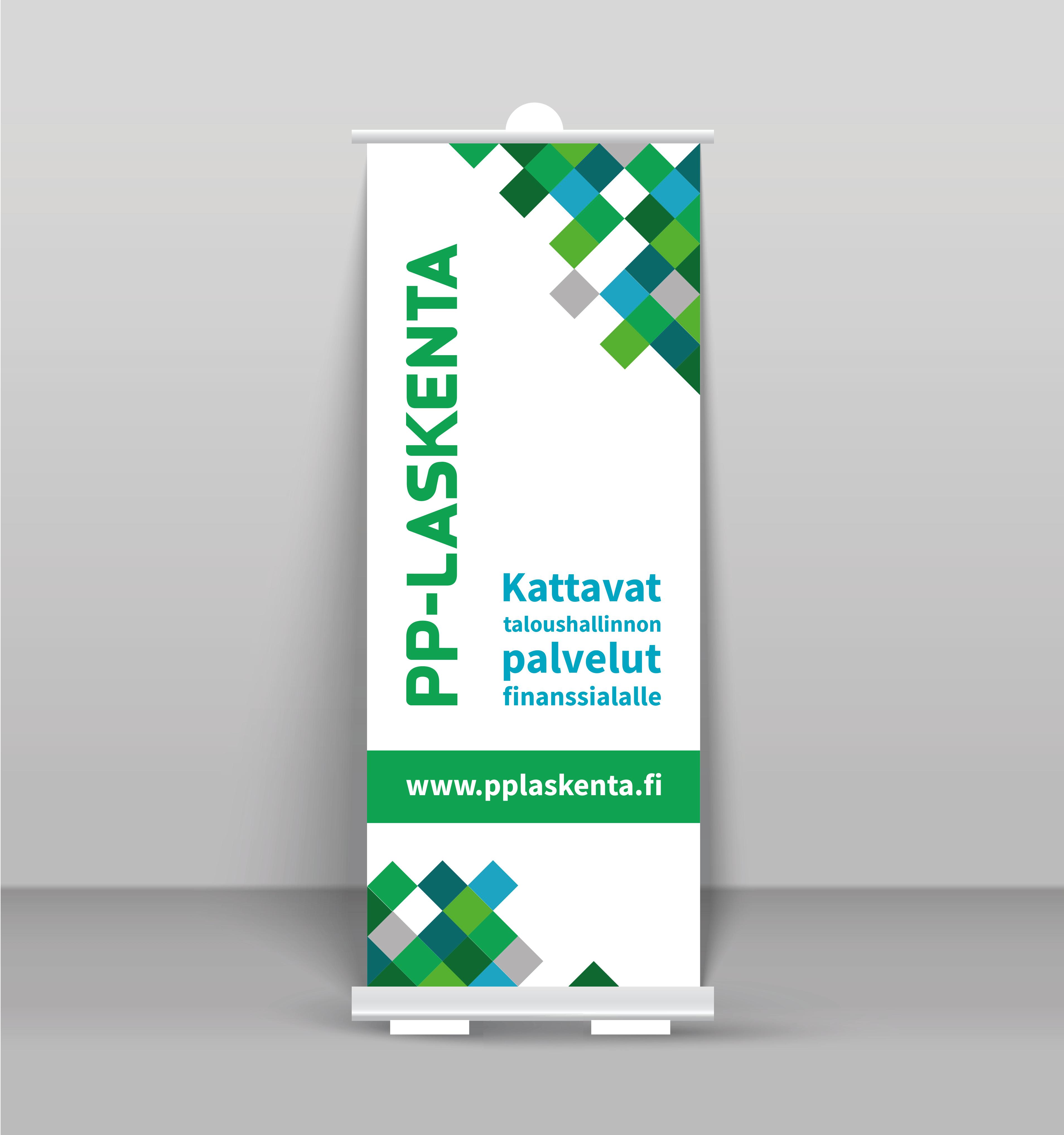 PP-Laskenta Rollup Referenssi Kumppania