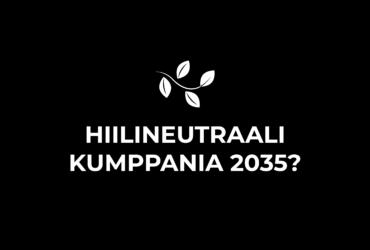 Hiilineutraali Kumppania vuonna 2035?